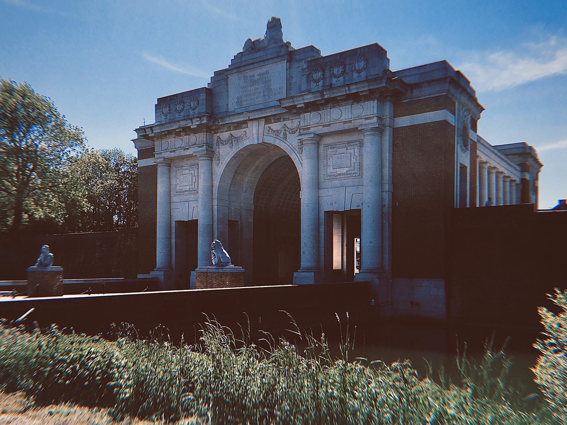 Menenpoort - Ypres