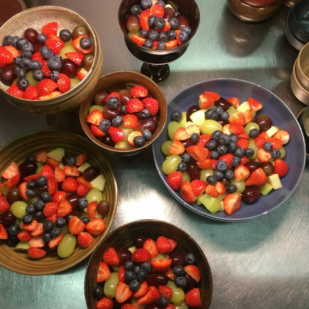 verse Fruitsalade - Coronaproof ontbijt